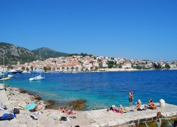 Islas croatas (Hvar, Brac, Mljet ...)