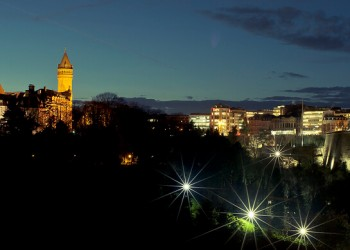 Luxemburgo (ciudad)